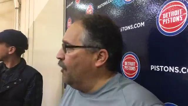 Stan Van Gundy dissects what he wants to see from Luke Kennard and Henry Ellenson as the season progresses. Recorded Monday, Nov. 6, 2017 in Auburn Hills.