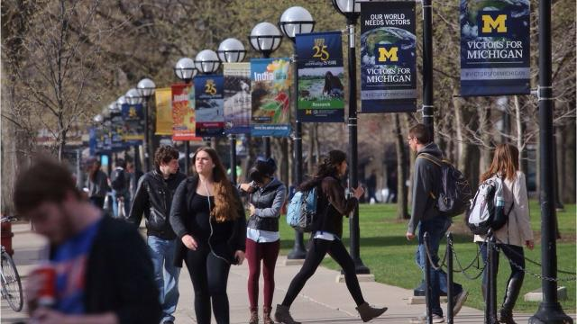 All Greek Life social functions at the University of Michigan have been suspended by the student-run Interfraternity Council.