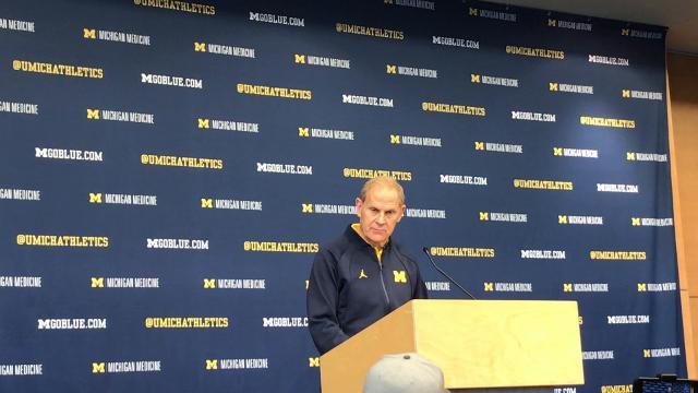 Michigan basketball coach John Beilein previews the season opener vs. North Florida.
