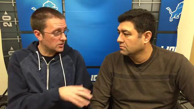 Free Press sports writers Dave Birkett and Carlos Monarrez play Monday morning quarterback and look ahead to this week's Bears game. Recorded Monday, Nov. 13, 2017.