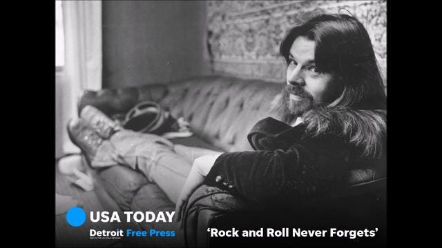 'Rock and Roll Never Forgets' by Bob Seger