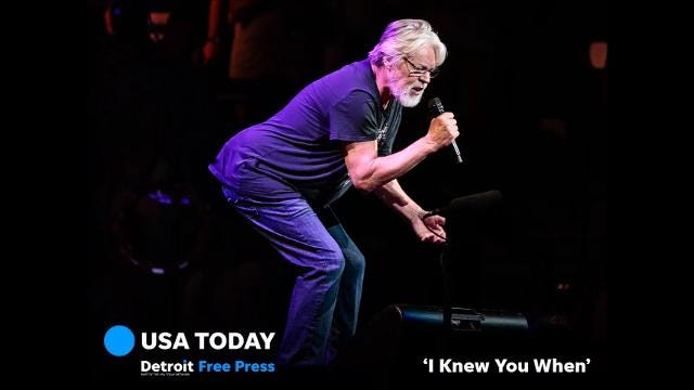 'I Knew You When' by Bob Seger