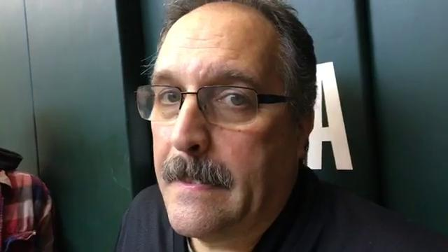Detroit Pistons coach Stan Van Gundy explains the uptick in turnovers from shooting guard Avery Bradley.