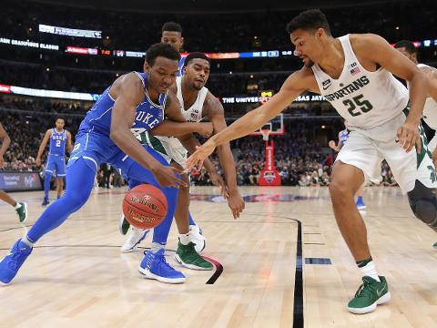Michigan State moves on from Duke loss