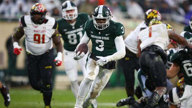 Michigan State relishes shot at ninth win