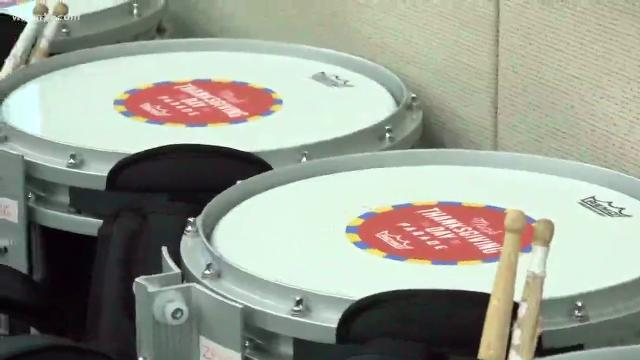 Rockford Marching Band is going to New York City to play in the Macy's Thanksgiving Day Parade.