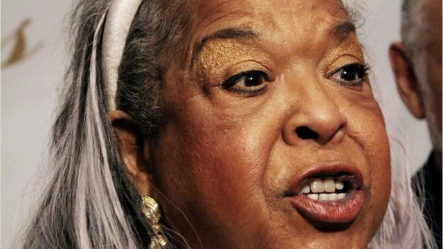 Actress Della Reese died at 86 years old.