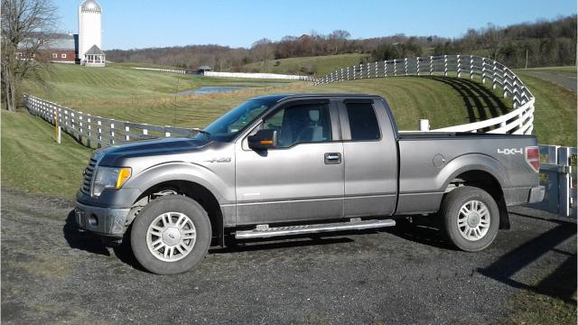 First Ford F 150sel Has Targeted 30 M P G Best Towing