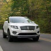 The Lincoln MKC luxury SUV is getting a whole new look in 2019.