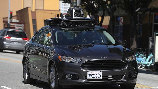 Dozens of companies now testing self-driving vehicles