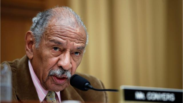 Report on John Conyers alleges sexual misconduct
