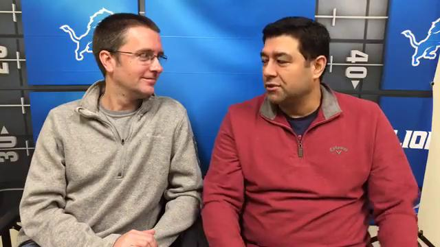 Free Press sports writer Dave Birkett and Carlos Monarrez share their favorite memories of Thanksgiving before the Lions host the Vikings. Recorded Wednesday, Nov. 22, 2017.