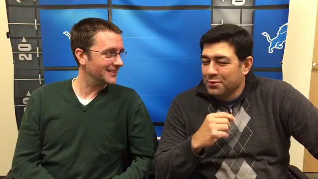 Free Press sports writers Dave Birkett and Carlos Monarrez discuss what it will take for the Lions to defeat the Ravens in Baltimore on Sunday, then predict the outcome. Recorded Wednesday, Nov. 29, 2017.