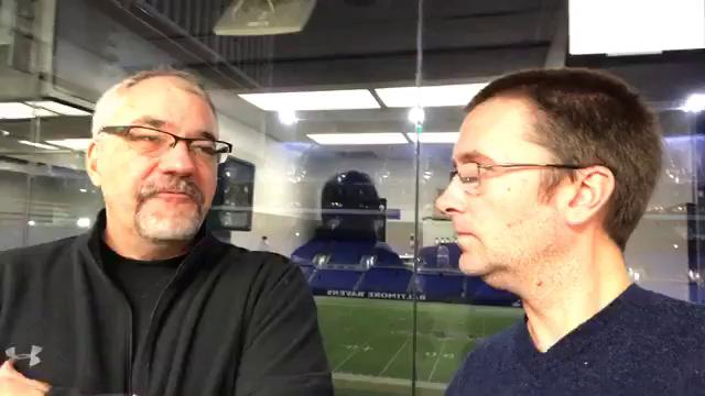 Free Press columnist Jeff Seidel and sports writer Dave Birkett break down the Lions' 44-20 loss to the Ravens on Sunday, Dec. 3, 2017, in Baltimore.