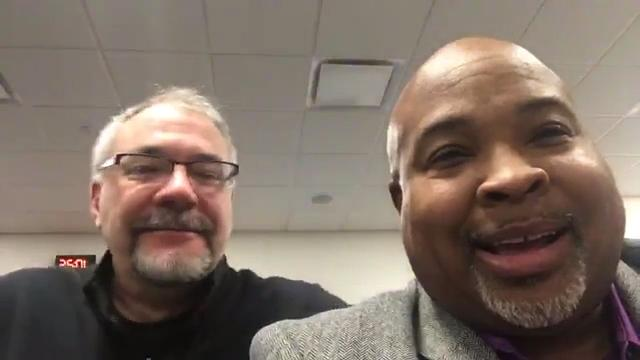 Detroit Free Press sports writers Vince Ellis and Jeff Seidel break down the Detroit Pistons' 102-98 loss to the Golden State Warriors on Dec. 8, 2017 at Little Caesars Arena. It's the Pistons' fifth straight loss.