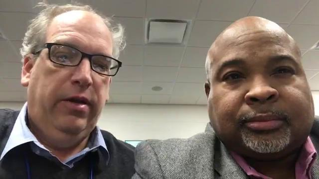 Free Press sports writer Vince Ellis and columnist Shawn Windsor break down the Pistons' 6-game losing streak and ponder where they rank in the Eastern Conference, after a 91-81 loss to the Celtics on Sunday, Dec. 10, 2017.