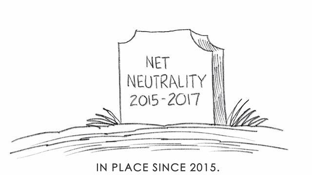 Fight to save net neutrality