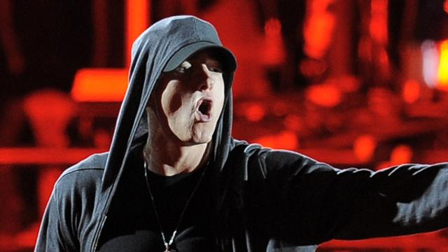 Eminem reveals new album collaborations