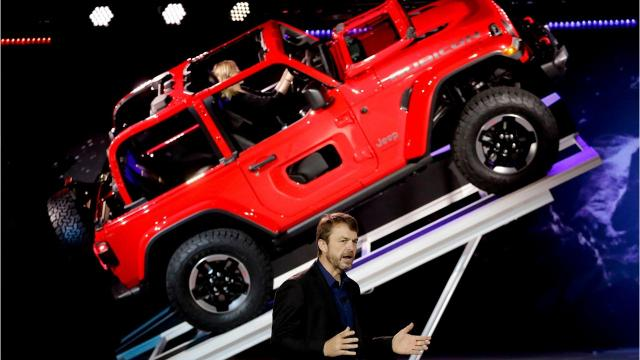 Mike Manley, head of the Jeep and Ram brands for Fiat Chrysler Automobiles, says a new Wrangler and Ram 1500 and refreshed Cherokee will make for a good year.
