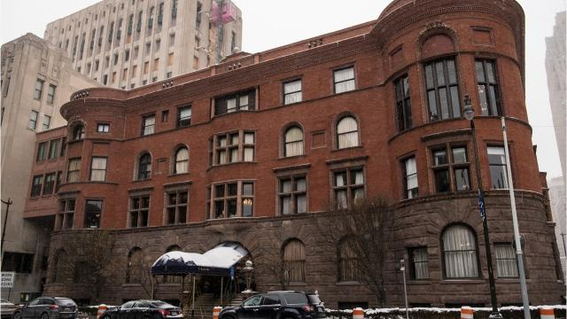 The Detroit Club is reopening in January 2018