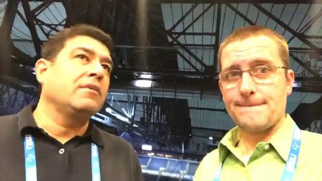 Free Press sports writer Dave Birkett and Carlos Monarrez discuss the state of the Detroit Lions after the 20-10 win over the Bears on Saturday, Dec. 16, 2017, at Ford Field.