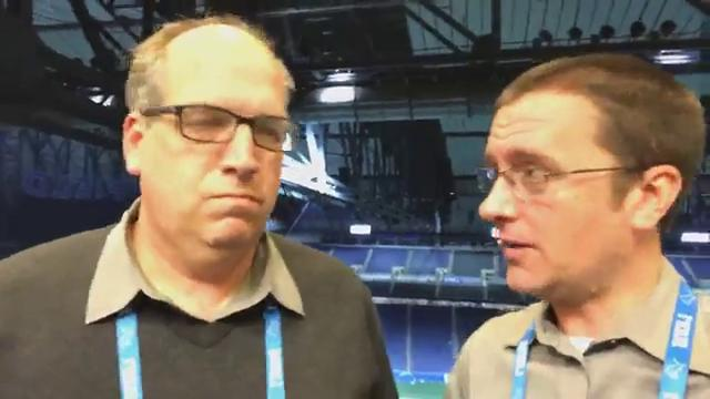 Free Press columnist Shawn Windsor and sports writer Dave Birkett breaks things down after the Detroit Lions' 35-11 win over the Green Bay Packers on Sunday, Dec. 31, 2017, at Ford Field.