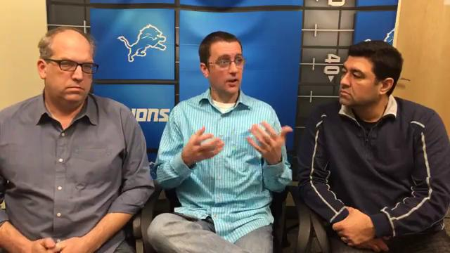 Free Press sports writers Dave Birkett and Carlos Monarrez and columnist Shawn Windsor discuss their takeaways from the Lions' 2017 season, GM Bob Quinn's news conference and coaching candidates to replace Jim Caldwell on Monday, Jan. 1.