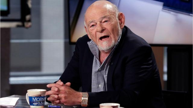 Sam Zell once owned one of the largest newspaper chains in the country. He's also a University of Michigan alum.