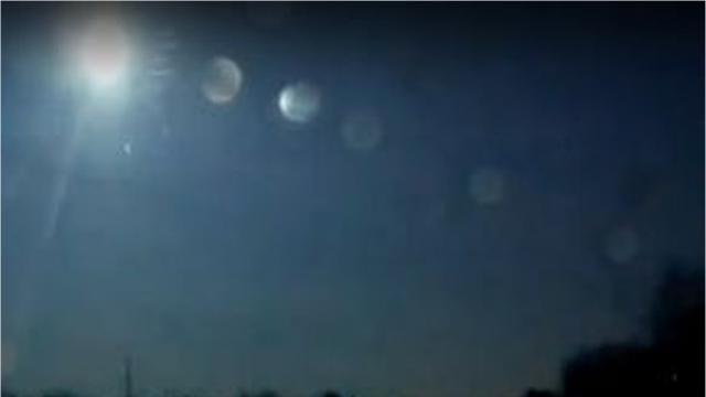 Possible meteor creates a stir across Michigan