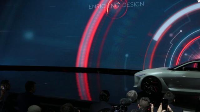 Detroit Auto Show Promises 30 New Vehicles Driving Inside Cobo