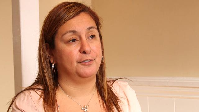 Cindy Garcia talks about life after husband was deported