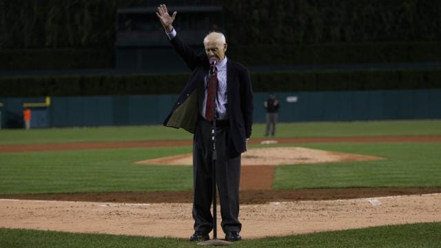 Remembering legendary Detroit Tigers broadcaster Ernie Harwell on the 100th anniversary of his birth. Video by Ryan Ford/DFP