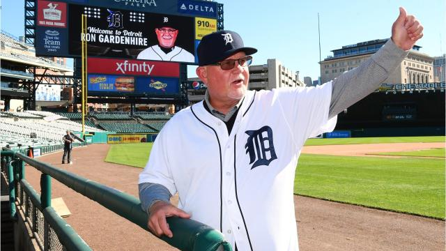 The Tigers' Ron Gardenhire is one of six new managers in MLB this season. A look at the Class of 2018. Video by Ryan Ford/DFP