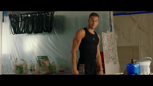 "Check out the Detroit Pistons' Blake Griffin in the trailer for the new movie ""The Female Brain."""