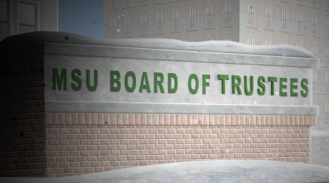 The MSU Board of Trustees has a lot of explaining to do.