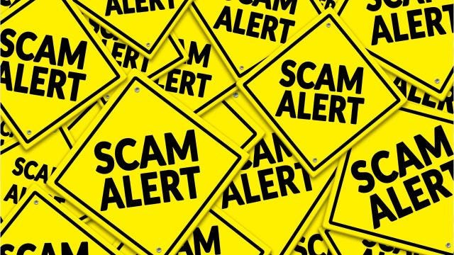 Bank accounts targeted by scammers, IRS warns