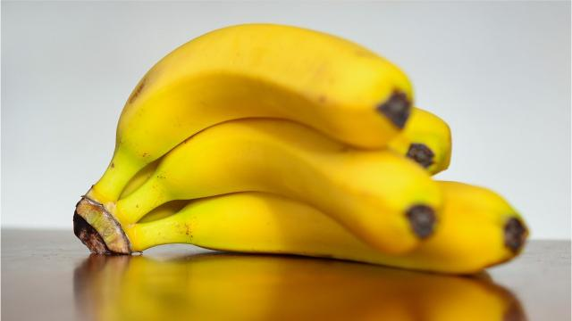 Instead of selling bananas by the pound, at smaller Targets, bananas are sold 'by the each.'