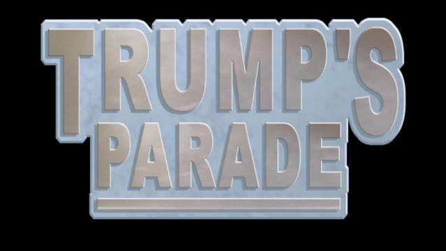 Mike Thompson animation: President Trump wants a parade