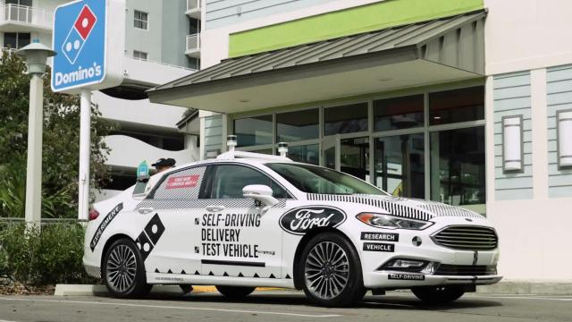 Ford Motor Co. is making Miami-Dade County its new test bed for self-driving vehicles.