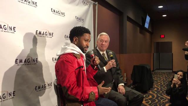 With his planned Detroit multiplex, Big Sean is hoping to create a state-of-the-art entertainment destination that will inspire city residents while drawing audiences from across the region.