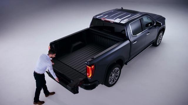 GM engineers hid secret tailgate in storage room for 2 years