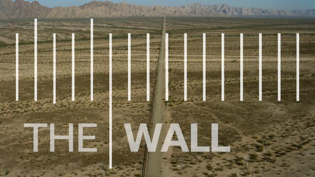 """""""Build the wall"""" – three words that defined a campaign – a simple phrase. But along the US / Mexico border, nothing is black and white. Through mountains, deserts, rivers and cities, this 2,000 mile journey dissects Trump's proposed border wall."""