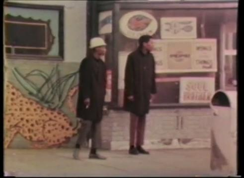 """PBS Documentary """"Do You Think A Job Is The Answer"""" was filmed in Detroit in 1968."""