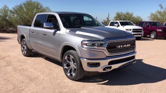 First drive video: 2019 Ram 1500 Limited