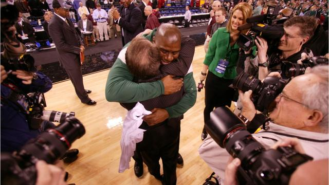 A look at the Spartans' games in the 2009 NCAA tournament. Video by Ryan Ford/DFP