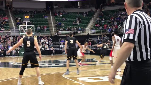 Every dunk from 2018 MHSAA boys basketball state championships