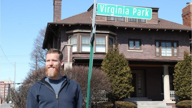 The residents of Virginia Park Street in the New Center area of Detroit has transformed substantially in just over 7 years, and all because of the efforts of its residents to acquire, renovate and put the once-blighted homes on the market.