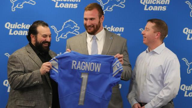 The Lions took six players in this year's NFL draft. Free Press sports writer Ryan Ford takes a quick look at the Class of 2018.