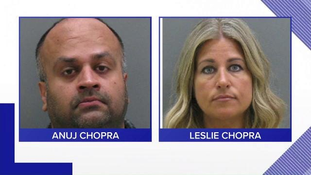 Case dropped against Michigan couple accused of sex crimes