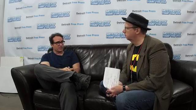 Chatting with actor Jason Patric live from Motor City Comic Con on Sunday, May 20, 2018.